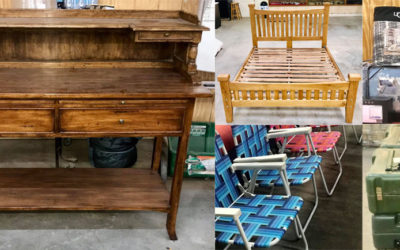 Warehouse and Furniture Auction April 24th 10am