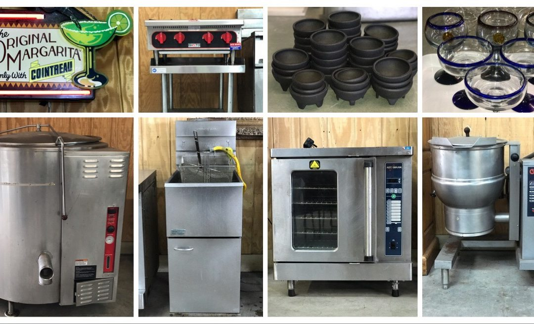 Bankruptcy Restaurant Equipment & Supplies Auction Sunday May 19th 1PM