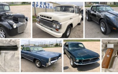 Father's Day Sunday June 16th 1PM Guns, Classic Vehicles, Coins and More