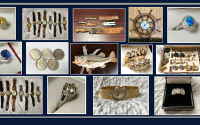 SUNDAY JULY 28TH – New Furniture, Jewelry, Antiques & Estate Auction