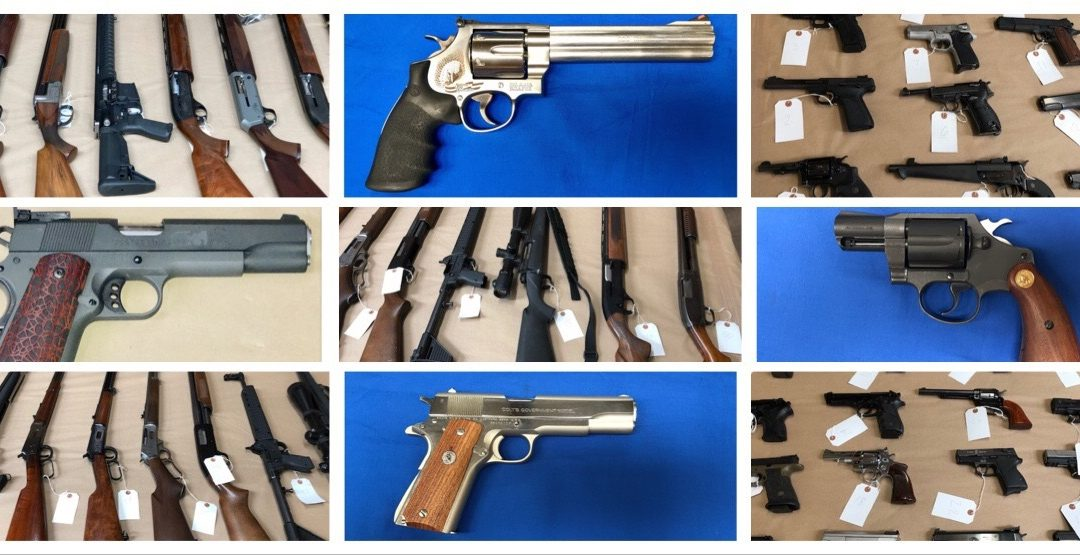 SUNDAY JULY 21st – Guns, Ammo, Gun Cases, & MORE
