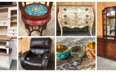 SUNDAY SEPTEMBER 22nd  High-End Estate, New Furniture, Vintage & Fine Jewelry & More!