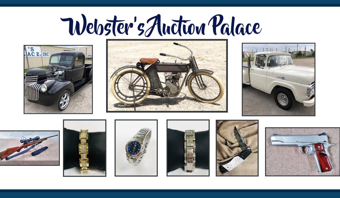 SUNDAY SEPTEMBER 8th 1911 Harley Davidson, Guns, Jewelry & MORE!