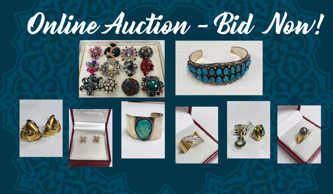 ONLINE AUCTION Vintage Costume & Fine Jewelry August 28th-September 4th