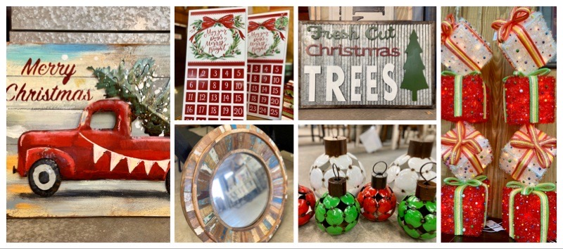 SUNDAY NOVEMBER 24TH NEW CHRISTMAS & HOME DECOR, JEWELRY, COINS, ARTWORK & MORE