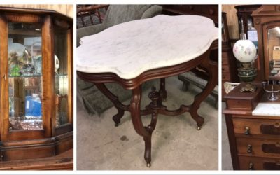 SUNDAY OCTOBER 13th – Antiques, Vintage Estate Jewelry, New Home Furnishings