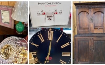 SUNDAY MARCH 8TH – NEW FURNITURE, JEWELRY, ELECTRONICS, NEW LIGHTING, SECURITY EQUIPMENT & MORE