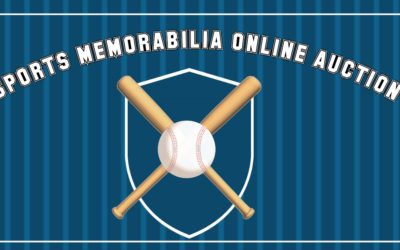 ONLINE AUCTION – LIFETIME COLLECTION OF SPORTS MEMORABILIA – DATE POSTED SOON!