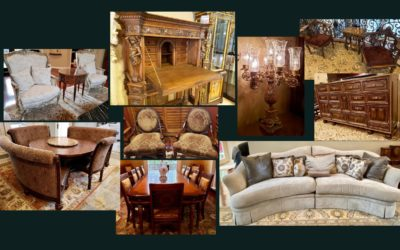 HUGE BANKRUPTCY AUCTION – HIGH-END INVESTMENT FURNITURE       SUNDAY JULY 12TH 1PM