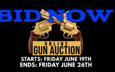 ONLINE FATHER'S DAY – GUNS, AMMO, HARLEY DAVIDSON JUNE 19TH-26TH