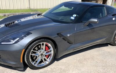 CORVETTES, BOAT & GOLF CART AUCTION. . .  COMING SOON!