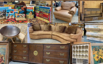 LIVE AUCTION – SUNDAY JUNE 6TH AT 1PM; DOORS OPEN AT NOON TO VIEW – DON'T MISS IT!!!