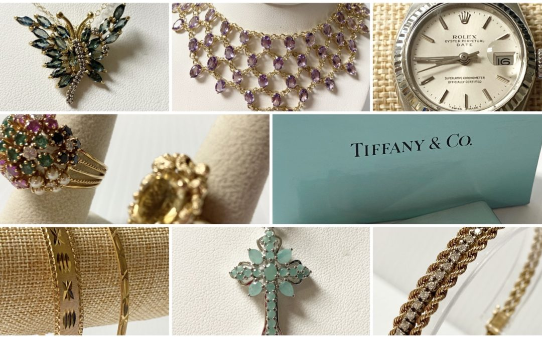 ONLINE – ESTATE JEWELRY, COINS, CRYSTAL & MORE WEDNESDAY SEPTEMBER 1ST – WEDNESDAY SEPTEMBER 8TH